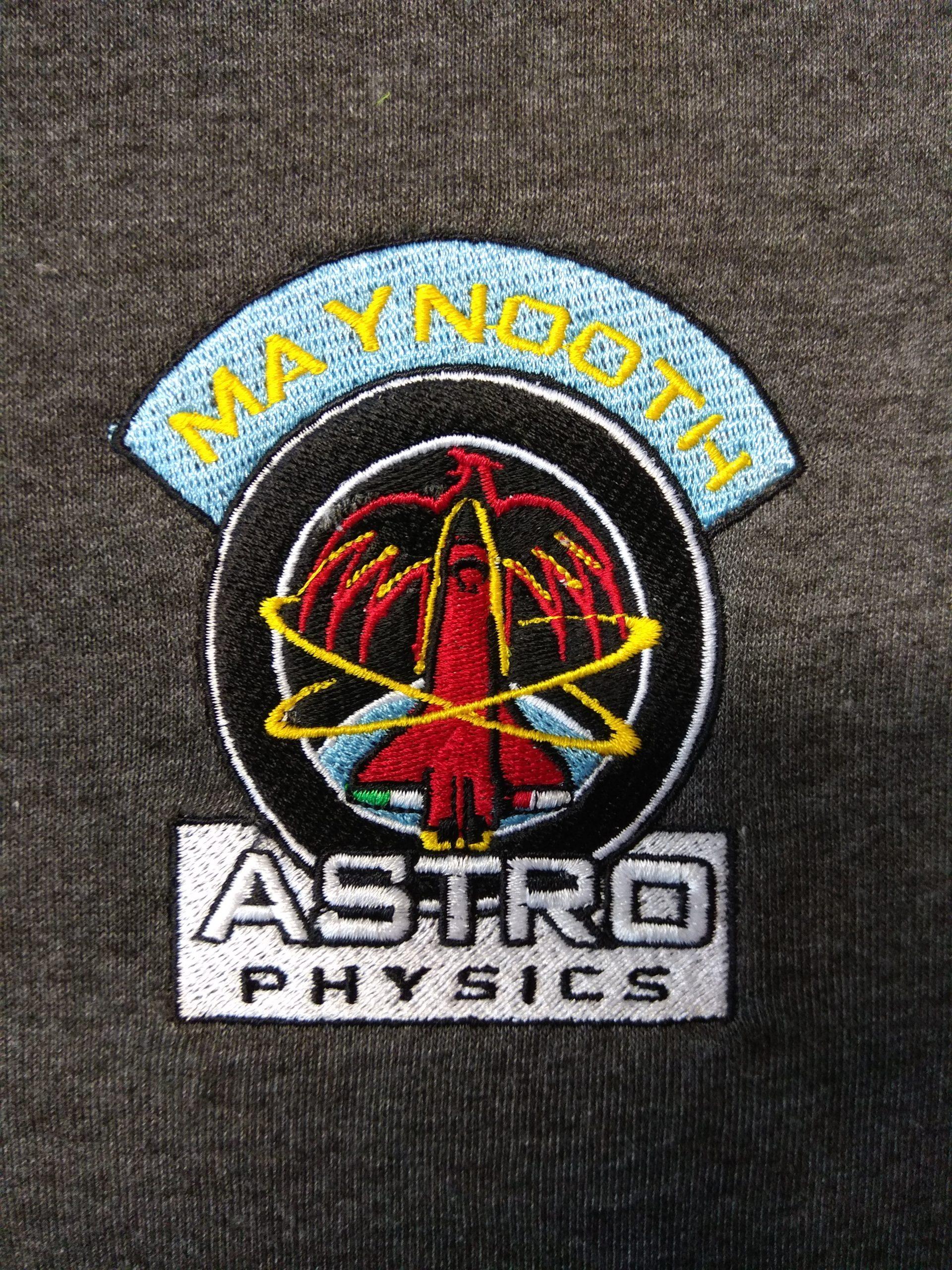Astro Physics Badge Example