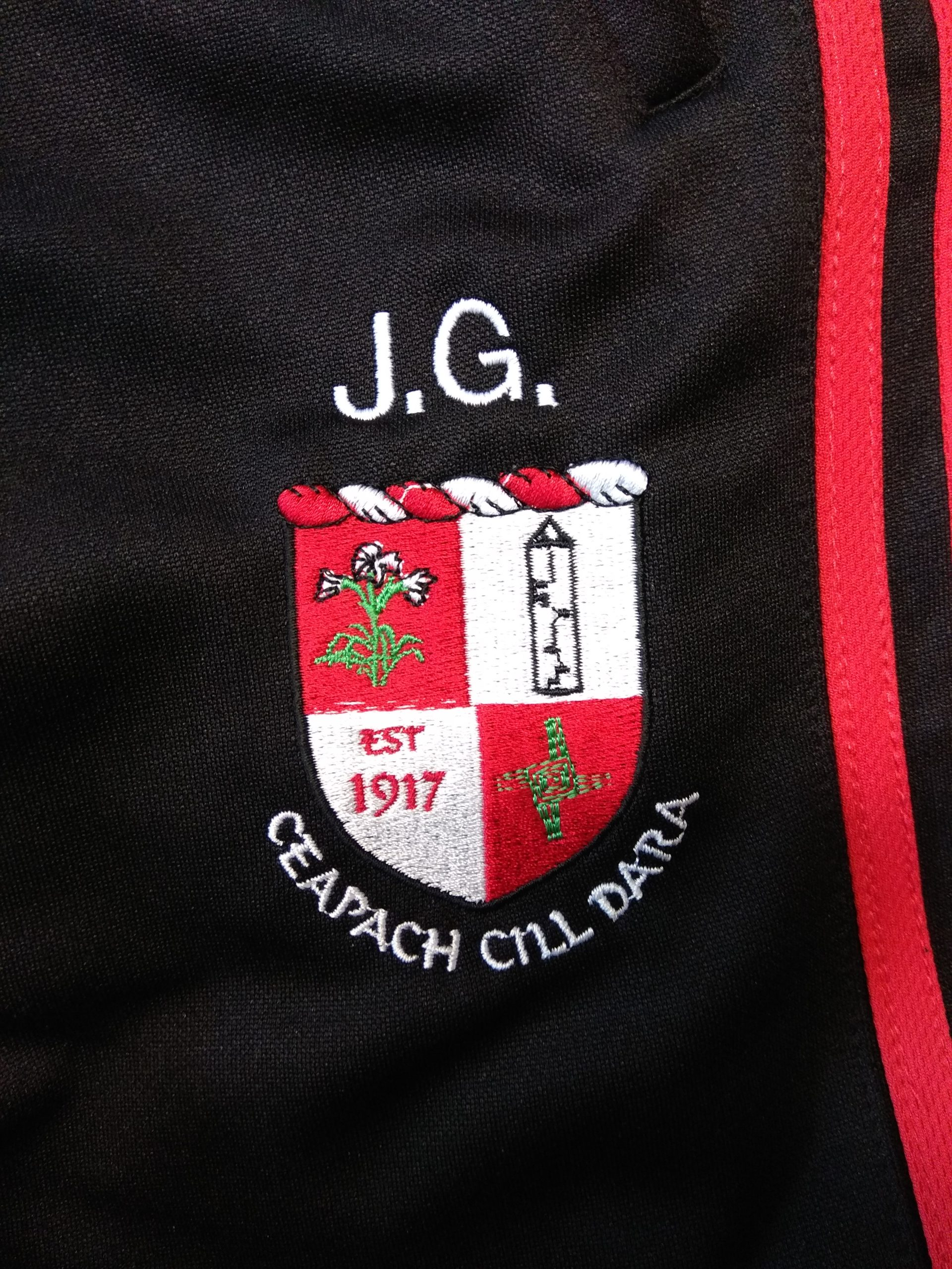 Sports Jersey Badge Example