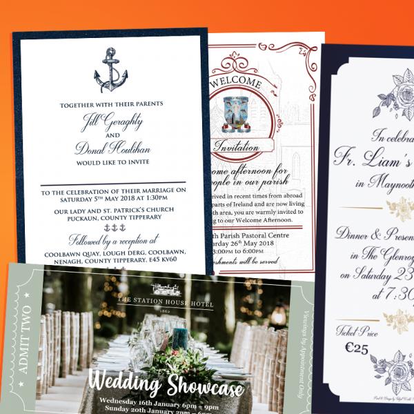 Invitations Product Image
