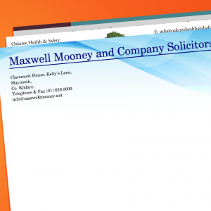 Letterheads Product Image