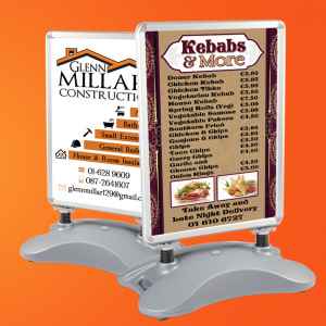 Pavement Sign Product